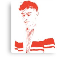 Olly Alexander - Years & Years Canvas Print