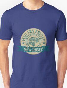NEW JERSEY FISH FRY Unisex T-Shirt