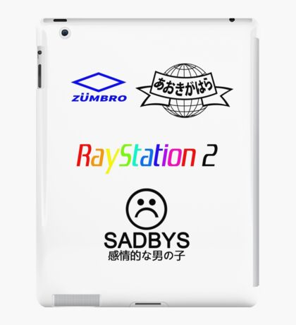 raystation worldwide sports jersey iPad Case/Skin