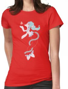 Sweet Primarina Womens Fitted T-Shirt