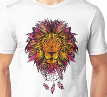 WARM LION MANDALA Unisex T-Shirt