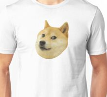 Doge Very Wow Much Dog Such Shiba Shibe Inu Unisex T-Shirt