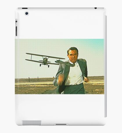 North by North West iPad Case/Skin