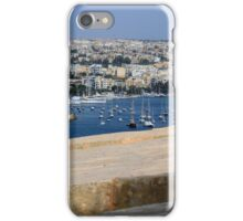 Hastings Gardens, Valletta, Malta iPhone Case/Skin