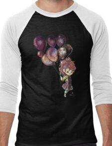 Space Balloons Men's Baseball ¾ T-Shirt