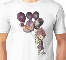 Space Balloons Unisex T-Shirt
