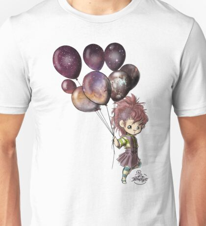 Space Balloons Unisex T-Shirt