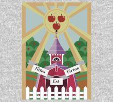 Applejack, Subtle Brony Poster #5 Kids Tee