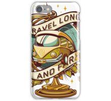 Travel long  iPhone Case/Skin