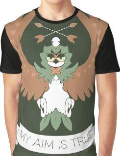 My Aim Is True Graphic T-Shirt