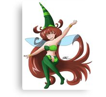 Betilla the Fairy Canvas Print