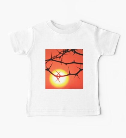 Red Thorn - Simply Majestic Nature  Baby Tee