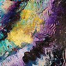 Arzue gold Purple  by Eraclis Aristidou