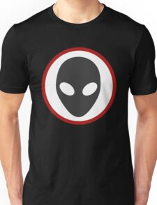 Alien Sign Unisex T-Shirt