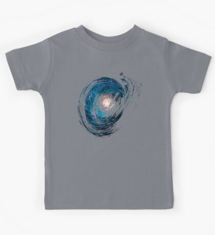 Brush Milky Way Kids Tee