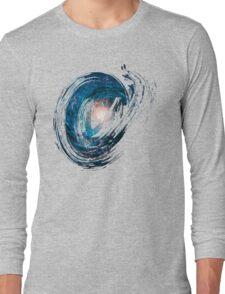 Brush Milky Way Long Sleeve T-Shirt