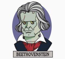 Beethovenstein by SpikeysStudio