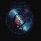Space Music by Sybille Sterk