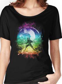elemental storm Women's Relaxed Fit T-Shirt