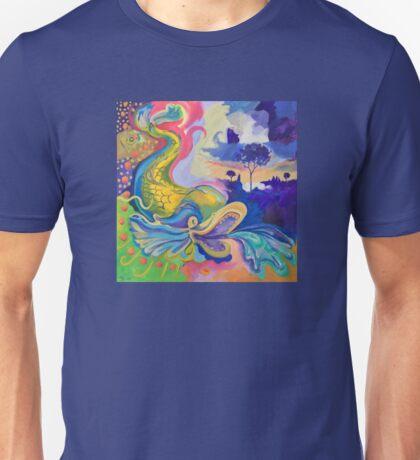 Roma Fish  Unisex T-Shirt