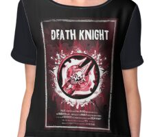 Death Knight Wow Chiffon Top