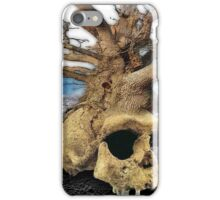 ancient tree  iPhone Case/Skin
