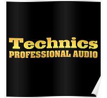 Golden Technics  Poster