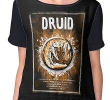 Druid Wow Chiffon Top
