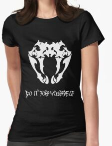 Twewy Noise Symbol Womens Fitted T-Shirt