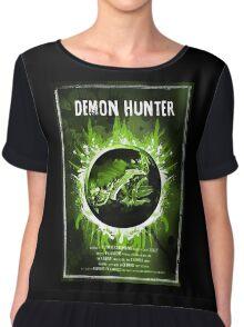 Demon Hunter Wow Chiffon Top