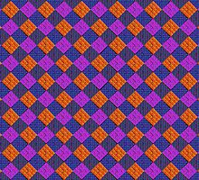 More Like Pixelate Tartan #2 by ModernPixelArt