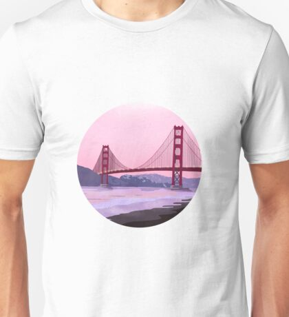 The City Unisex T-Shirt