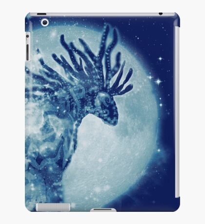forest spirit nebula iPad Case/Skin