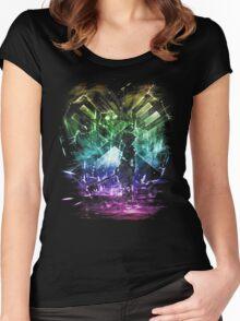 keystorm Women's Fitted Scoop T-Shirt