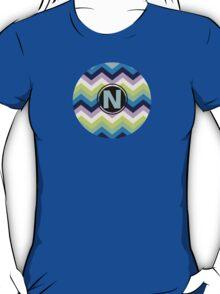 Chevron N T-Shirt