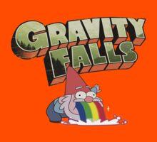 gravity falls gnome puke Kids Tee