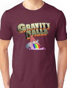 gravity falls gnome puke Unisex T-Shirt