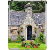 Scottish Cottage iPad Case/Skin