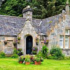 Scottish Cottage by Walter Quirtmair