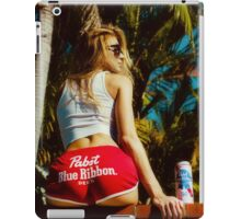 WHITE HOT AMERICA iPad Case/Skin