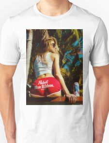WHITE HOT AMERICA Unisex T-Shirt