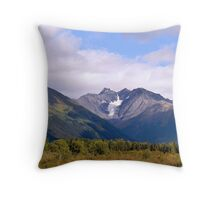 The Mountains Are Calling . . . III Throw Pillow