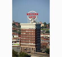 Kansas City - Western Auto Building Unisex T-Shirt