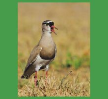 Plover Talk - Funny Nature and Entertaining Wildlife Kids Clothes
