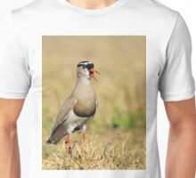 Plover Talk - Funny Nature and Entertaining Wildlife Unisex T-Shirt