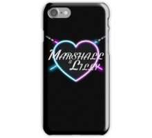 Marshall & Lilly (How I Met Your Mother) iPhone Case/Skin