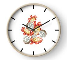 Heart of the Dragon fruit 2 Clock