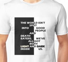 Good People and Death Eaters Unisex T-Shirt