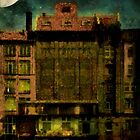The Moon and the River by RC deWinter