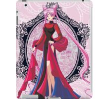 Black Lady Sailor Moon R iPad Case/Skin